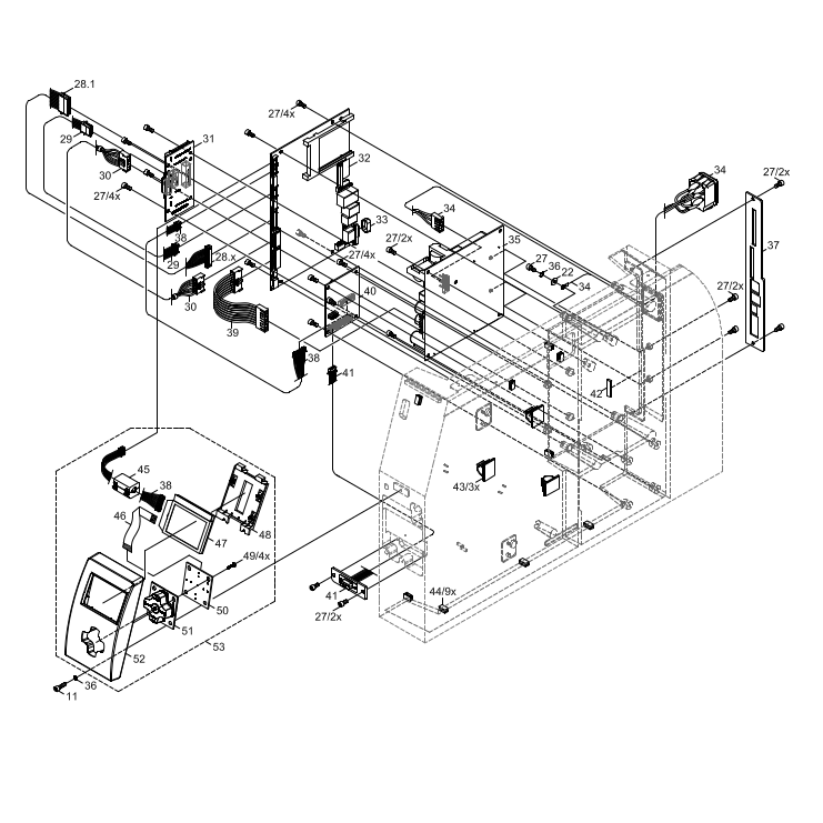 Cab Xc6 Ghs Label Printer Spare Parts Finder Motherboard Schematic: Nissan Micra K13 Wiring Diagram At Johnprice.co