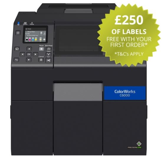 Mid Range Colour Label Printers