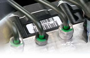Automotive Identification Labels