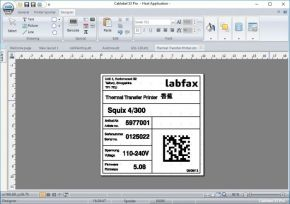 Cablabel S3 Pro Label Software