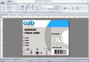 Cablabel S3 Print Label Software