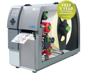 Cab XC4 GHS Label Printer