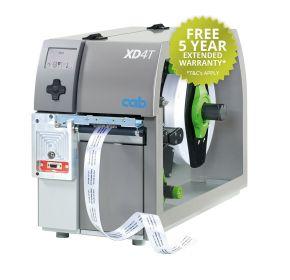 Cab XD4T Textile Label Printer