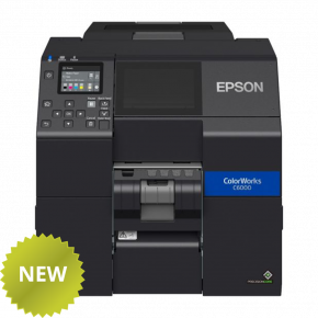 Epson ColorWorks C6000 Colour Label Printer