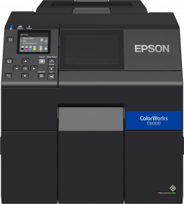 Epson ColorWorks C6000 Colour Label Printer for Matte Labels
