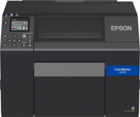 Epson ColorWorks C6500 Colour Label Printer for Matte Labels