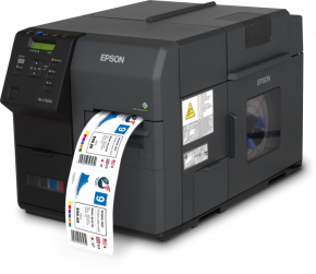 Epson Colorworks C7500 Colour Label Printer