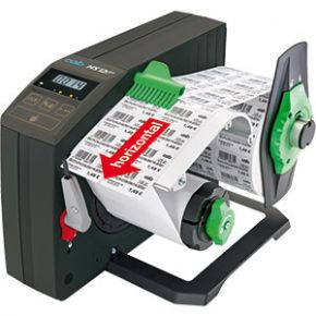 Label dispenser HS/VS120 mobile