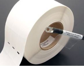 Labfax Self Laminating Cable Label