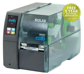 Cab SQUIX M Industrial Label Printer - For Cables, Tubes & Tags