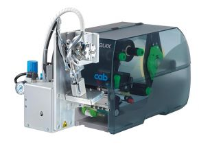 Cab S3200 Label Printer Applicator