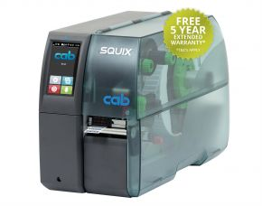 Cab SQUIX 2 Industrial Label Printer