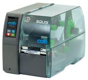 Cab Squix industrial label printer with UHF RFID