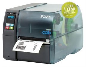 SQUIX Label Printer for direct thermal printing