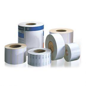 3m 7818 Polyester Silver Matt Label