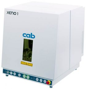 Cab XENO 1 Laser Marking System