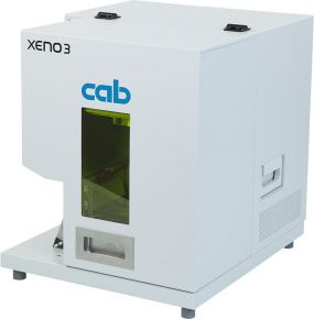 Cab XENO 3 Laser Marking System