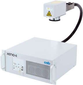 Cab XENO 4 Laser Marking System