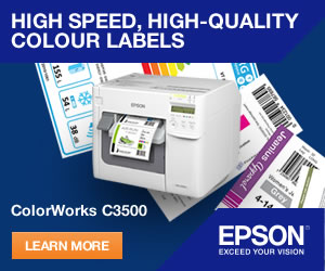 Video: Epson C3500 Label Printer Environments
