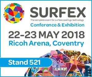 Come and visit us at Surfex 2018