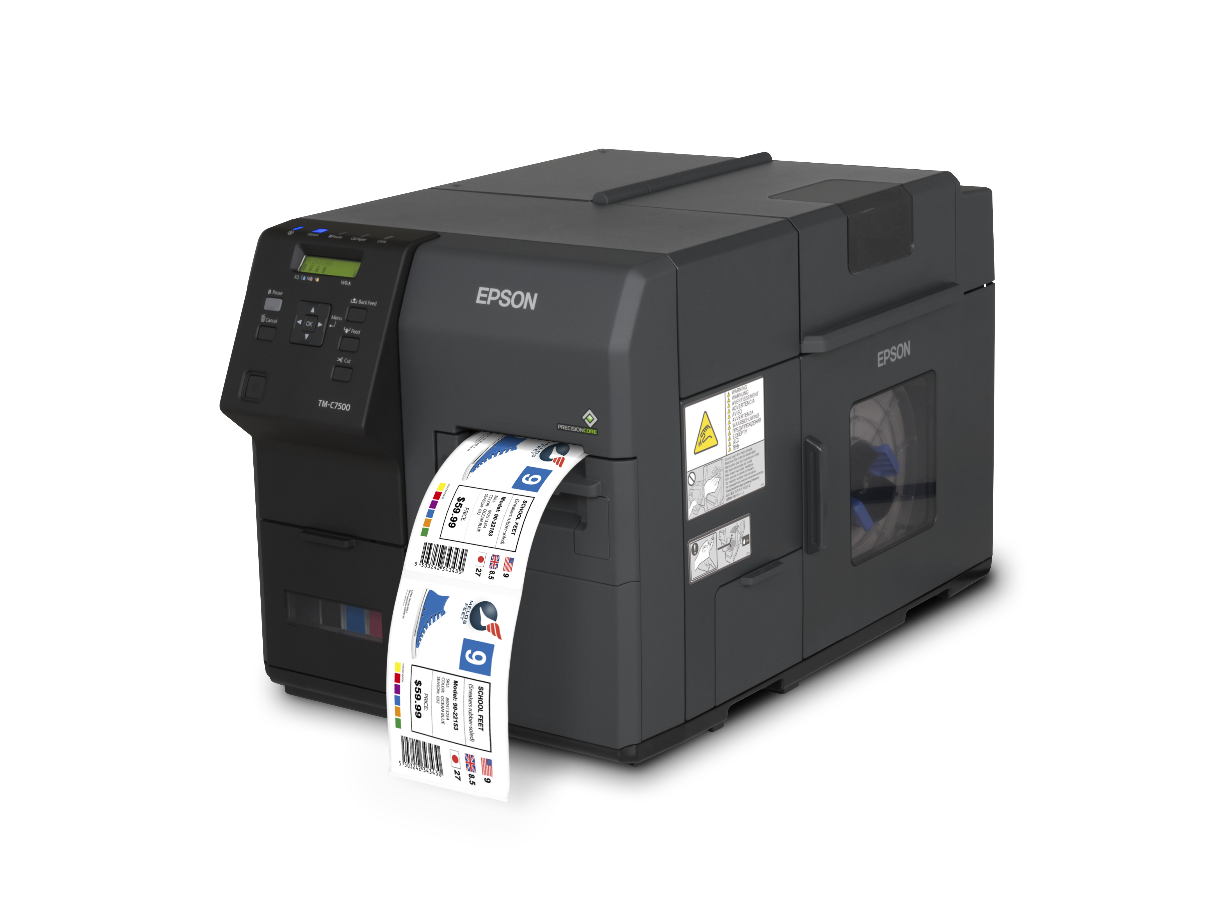 Free 2 Year Colorworks C7500 Extended On-site Warranty