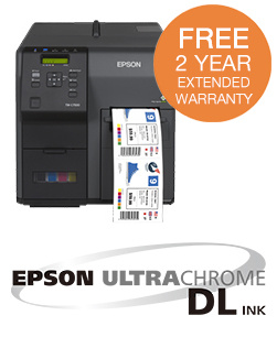 Free 2 Year Extended Warranty on Epson ColorWorks Printers