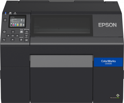 Epson ColorWorks C6500 - How to Video - How easy is it?