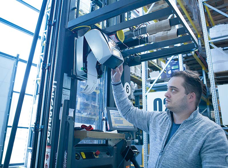New Case Study from Cab - Mach 2 Label Printer