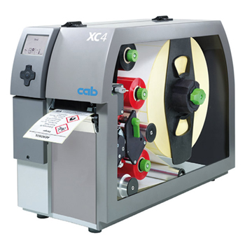 Free extended warranty on all Cab label printers