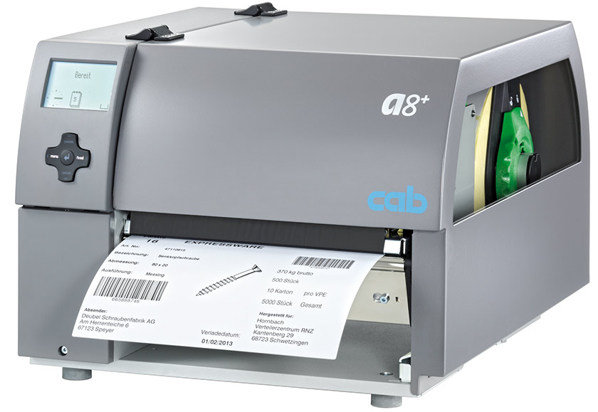 Cab A8+ Label Printer