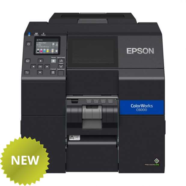 Epson ColorWorks Label Printers